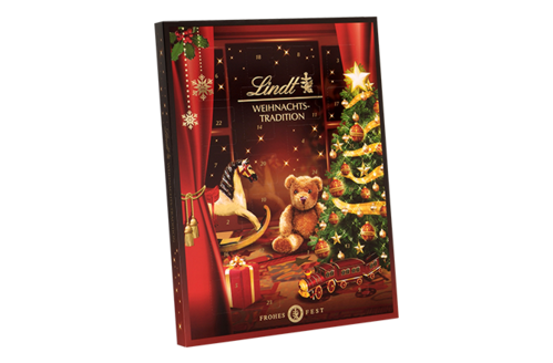 Weihnachts-Tradition Adventskalender, 253g